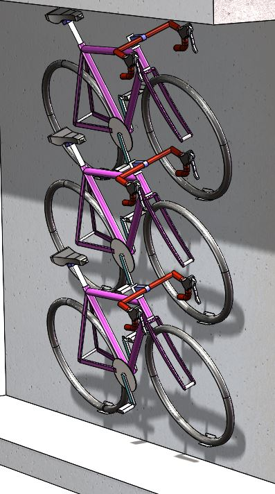 EngiHanger For Bikes