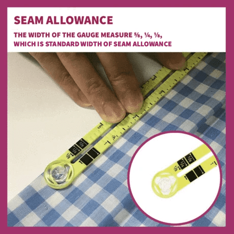 Amazing Multi-Function Sewing Measuring Ruler Tool Sewing Tools & Accessory 14:200006151