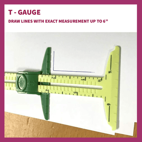 Amazing Multi-Function Sewing Measuring Ruler Tool Sewing Tools & Accessory