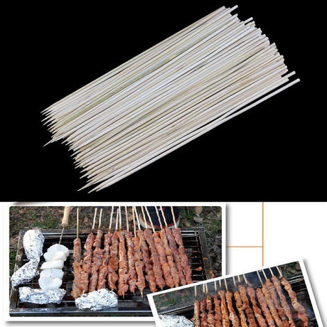 Bamboo Barbecue Sticks Skewers