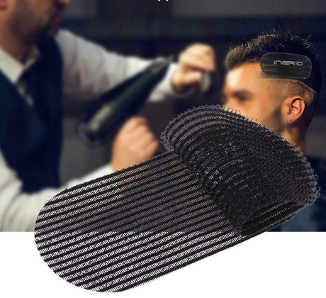 Barber Stylist's Hair Gripper