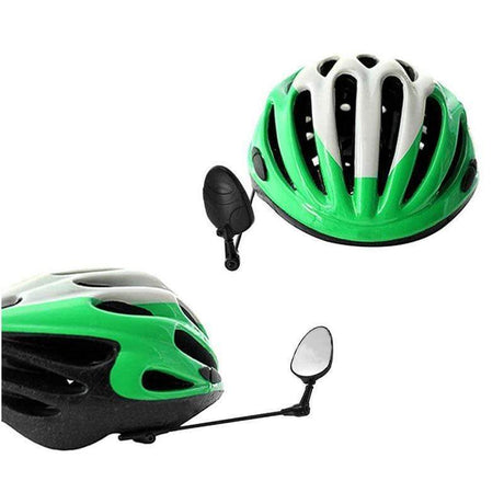 Bicycle Helmet Rear View Mirror Bike Mirrors