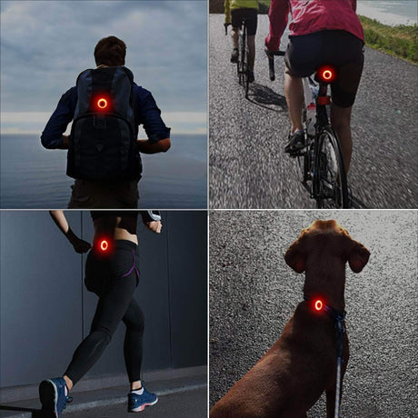 Bicycle Smart Tail Light Bicycle Light