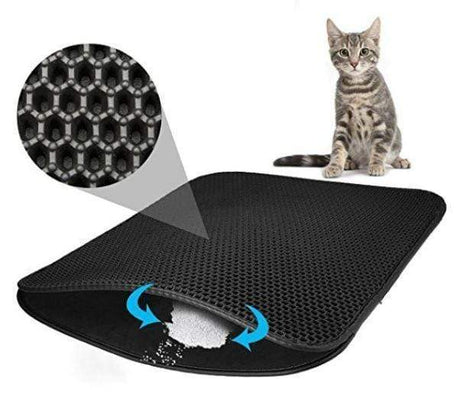 Cat Litter Mat Catcher Cat Beds & Mats