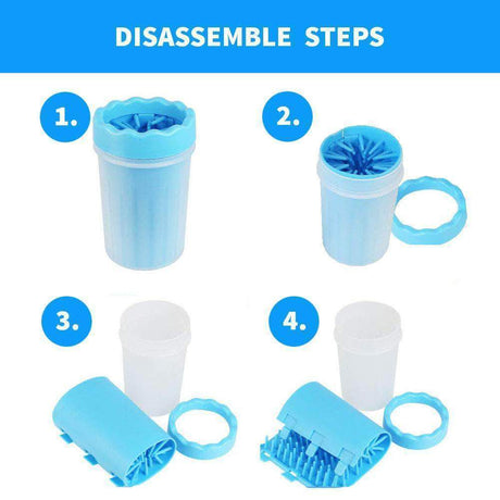 CleanPaw™ Easy Paw Cleaner Dog Accessories