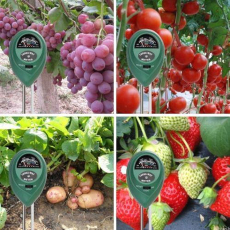 Garden Life 3-in-1 Soil Tester PH Meters