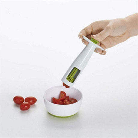 Grapes And Cherry Tomato Cutter / Slicer Shredders & Slicers