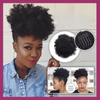 High Afro Puff Pony Synthetic Ponytails