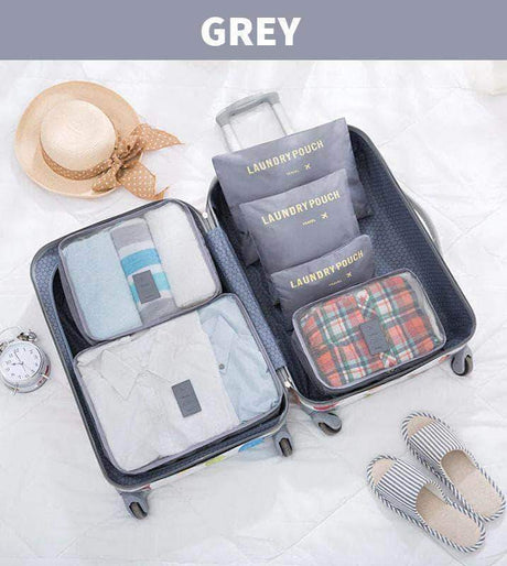 Luggage Packing Organizer Set  Luggage