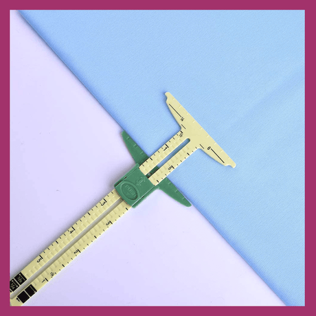 Measuring Sewing Ruler Tool Sewing Tools & Accessory