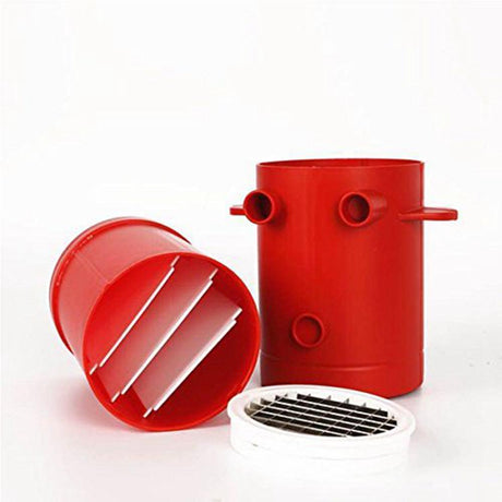 Microwavable Crispy Fries Maker French Fry Cutters