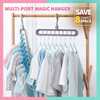 Multi-Port Magic Hanger Home