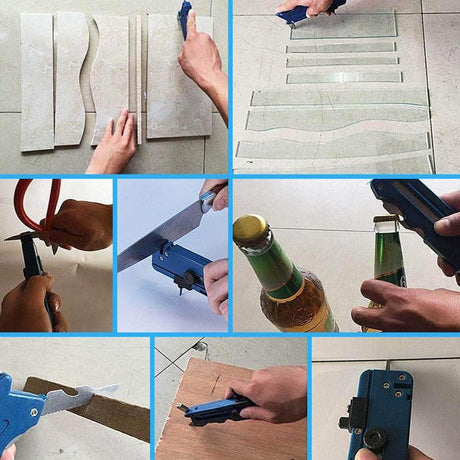 Multifunctional Glass & Tile Cutter Glass Cutter
