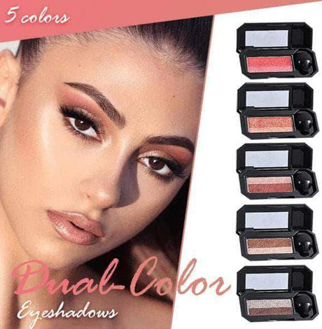 Professional Dual-color Eyeshadow Eye Shadow