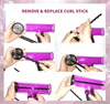 QuickCurl Magic Hair Curler Home