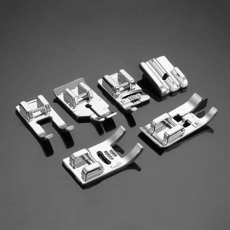 Sewing Machine Presser Foot Kit - 32 Pcs with Instruction Manual Sewing Machines