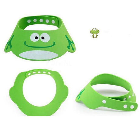 Shower Visor for kids Shampoo Cap