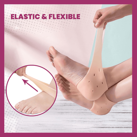 Silicone Heel Protector Inserts & Cushions