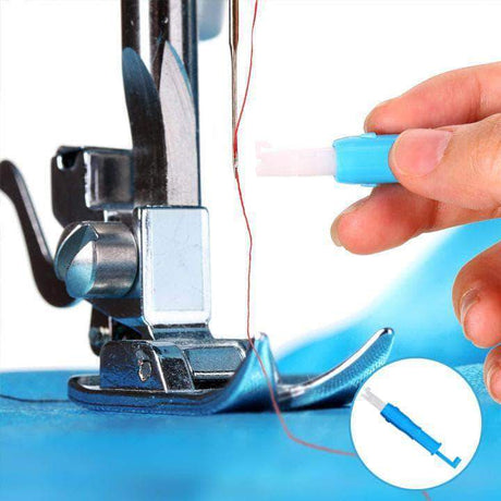 Super Easy 2-in-1 Sewing Machine Needle Inserter & Threader Sewing Tools & Accessory 14:1254;200007763:201336099