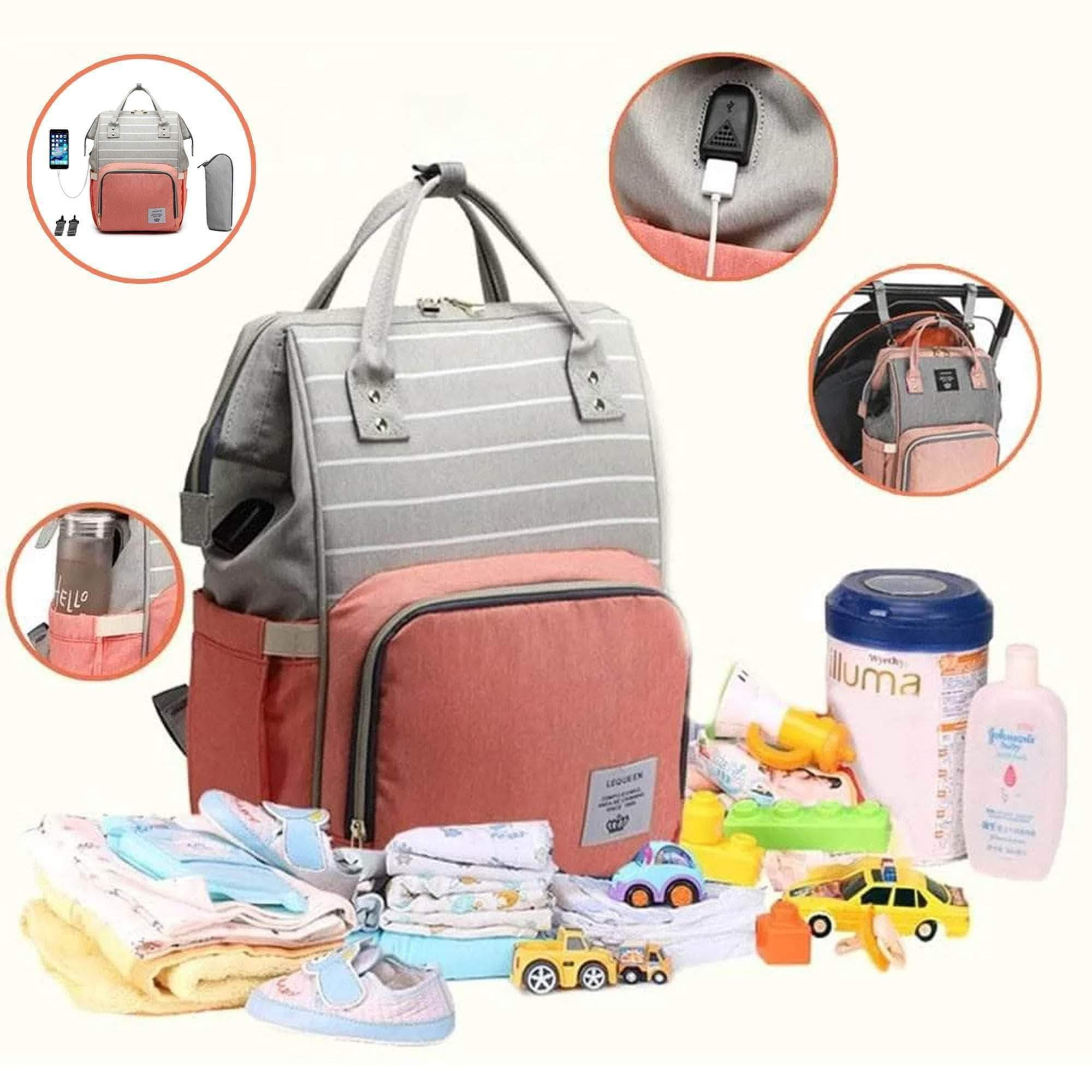 Super Smart Mommy Bag Diaper Bags