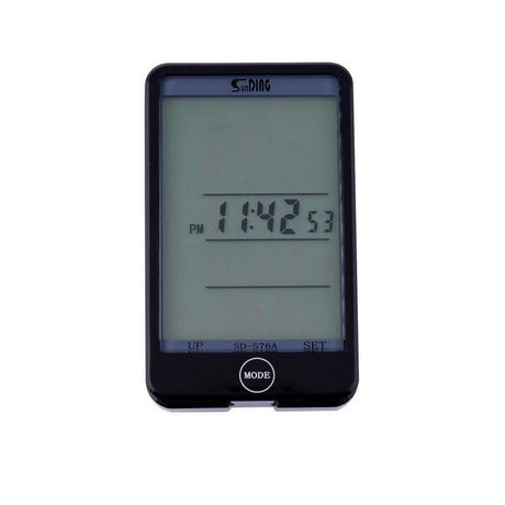 Waterproof Automatic Speedometer with LCD Backlight Bicycle Computer