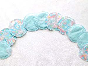 Reusable Make up Wipes - 10 pk