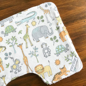 Signature Burp Cloth
