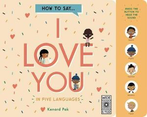 How to Say I Love You in Five Languages