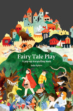 Load image into Gallery viewer, Fairy Tale Play: Pop-Up Storytelling Book
