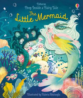 Peep Inside: The Little Mermaid