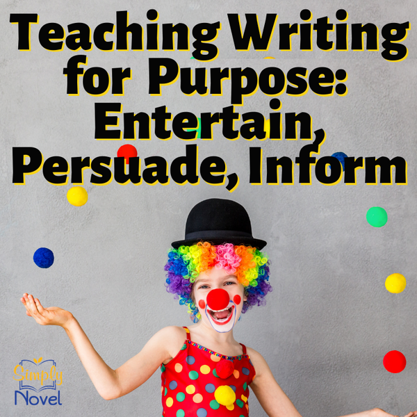 Discovering Author's Purpose and Writing with Purpose