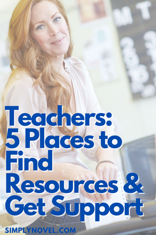 5 Places to Find Resources & Get Support