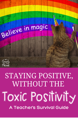 Staying Positive, Without the Toxic Positivity