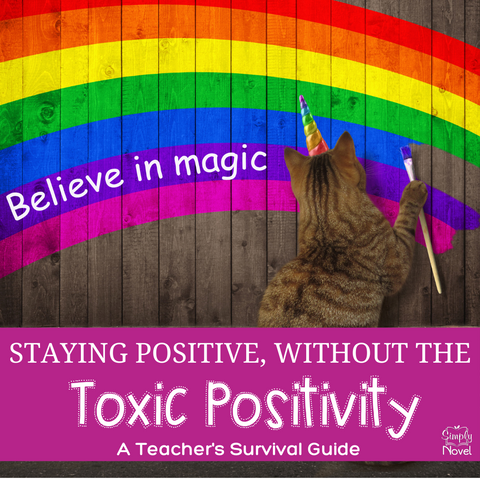 Staying positive without the toxic positivity