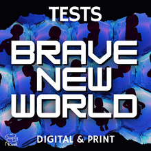 Load image into Gallery viewer, Brave New World FINAL TESTS - 3 Versions