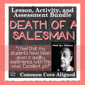 Death of a Salesman Play Study Teaching Guide