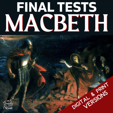 Macbeth Teaching Guide - FINAL TESTS - Mixed & Multiple Choice