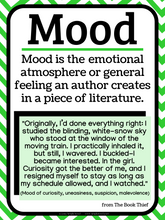 Load image into Gallery viewer, Literary Device | Literary Elements Posters for Middle School