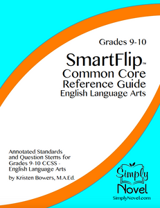 SMARTFLIP Common Core Reference Guide for English Language Arts
