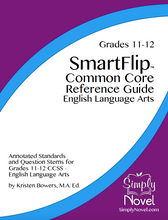 Load image into Gallery viewer, SMARTFLIP Common Core Reference Guide for English Language Arts