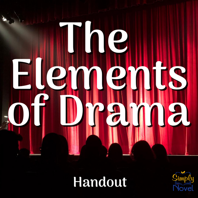 Elements of Drama Play Study Handout