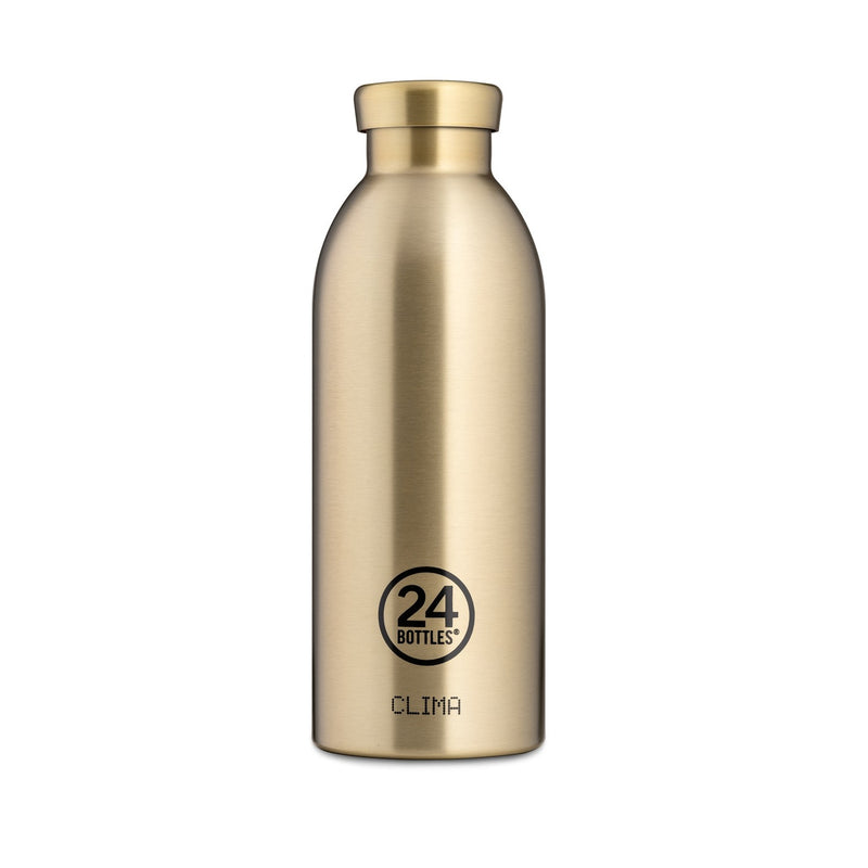 Clima Bottle 500ml - Prosecco Gold