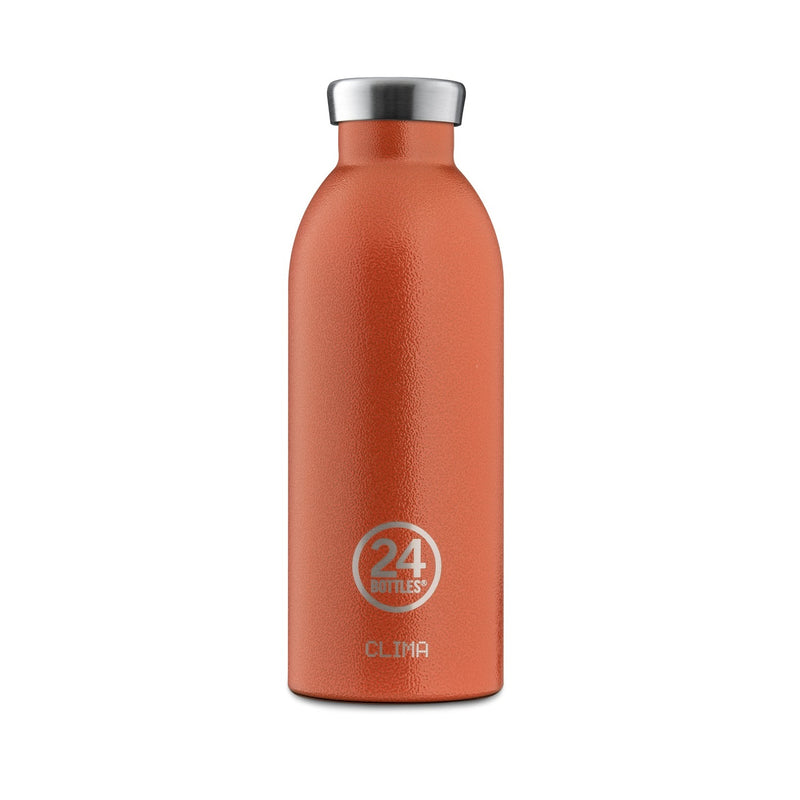 Clima Bottle 500ml - Sunset Orange