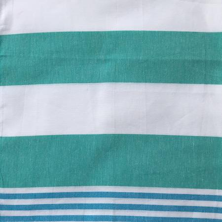 Turkish Towel with Pocket - Aquamarine