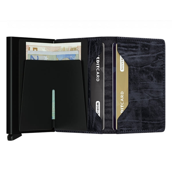 Slimwallet - Dutch Martin Night Blue