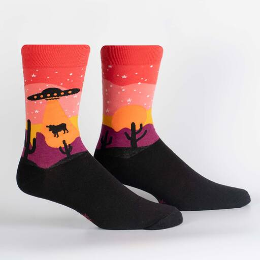 Crew Socks - Area 51