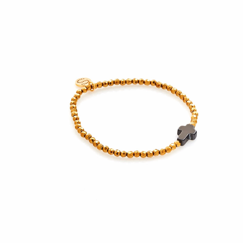 Honesty Bracelet - Gold