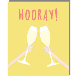 Hooray - Mini Card