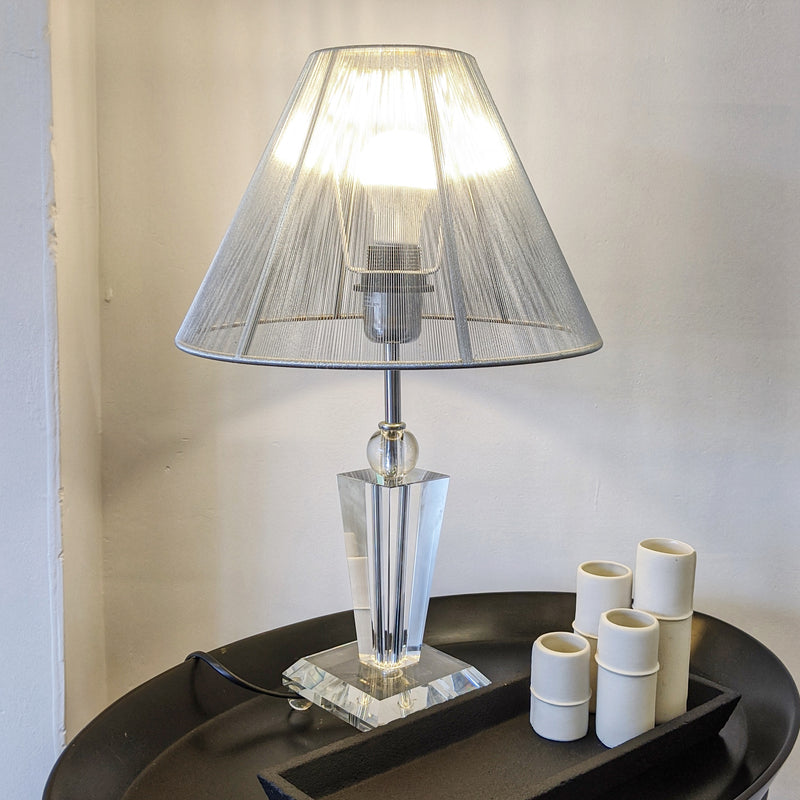 Bedside Lamps (2 available) -
