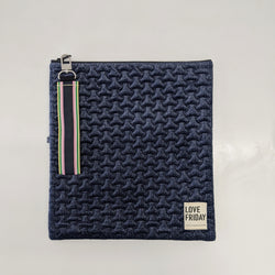 Insulated Clutch - Velvet Crush